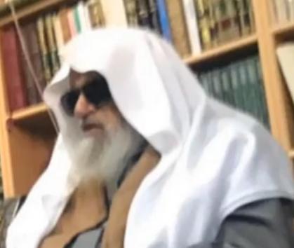 الشيخ عبد المحسن العباد